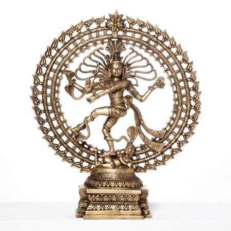 Shiva Nataraja Der kosmische Tänzer