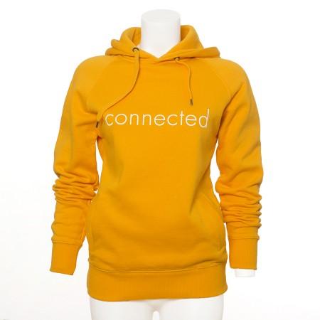 Hoodie Mango Connected