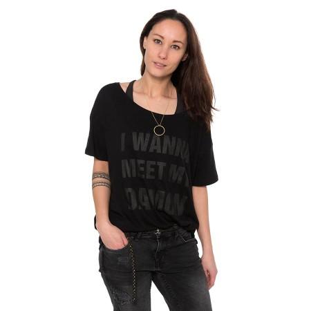 Shirt mit halblangen Ärmeln: Meet my demon