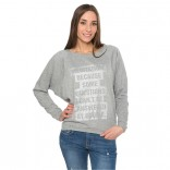 Sweatshirt - Grau -  Meditation