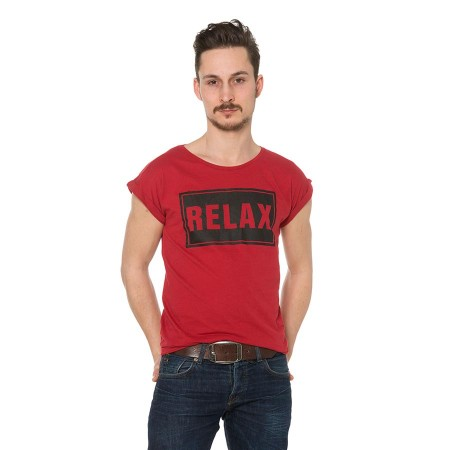 Rotes Shirt - Relax