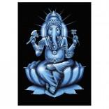 Postkarte Ganesha