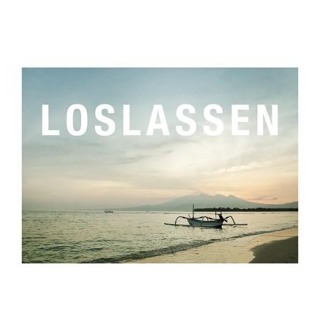 "Postkarte ""Loslassen"""