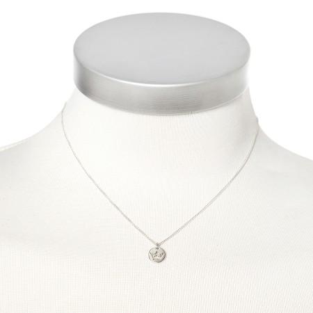 Silberkette mit Silberner Krone von Chaingang