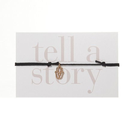 TELL A STORY - Hand der Fatima gold von Chaingang