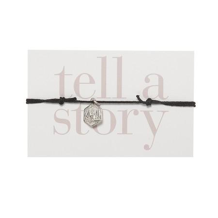 TELL A STORY - Hand der Fatima Silber von Chaingang